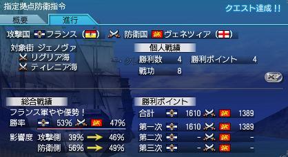 2008.2.10大海戦1日目の結果